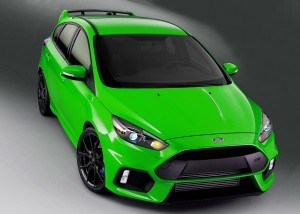 2016 Ford Focus RS - Digital Colorizer 49