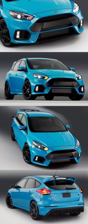 2016 Ford Focus RS Digital Colorizer 5