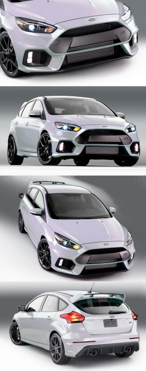 2016 Ford Focus RS Digital Colorizer 6