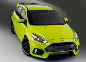 2016 Ford Focus RS - Digital Colorizer 6
