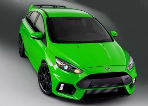2016 Ford Focus RS - Digital Colorizer 8
