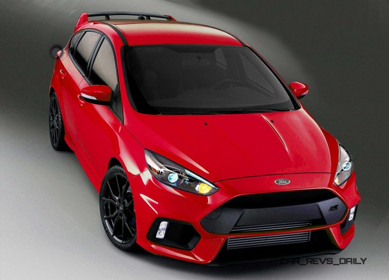 2016 Ford Focus RS - Digital Colorizer 9