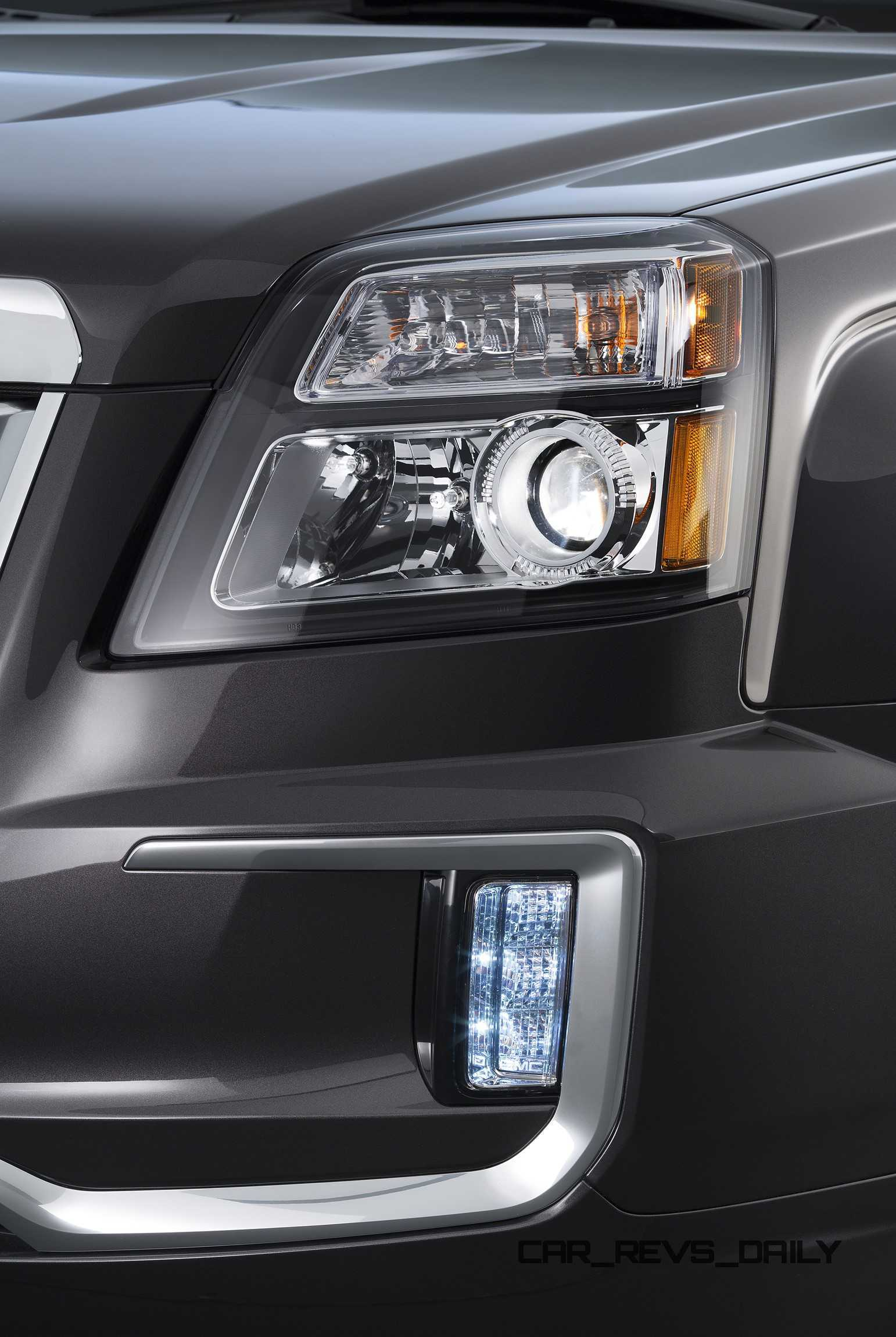 Build A Car >> 2016 GMC Terrain