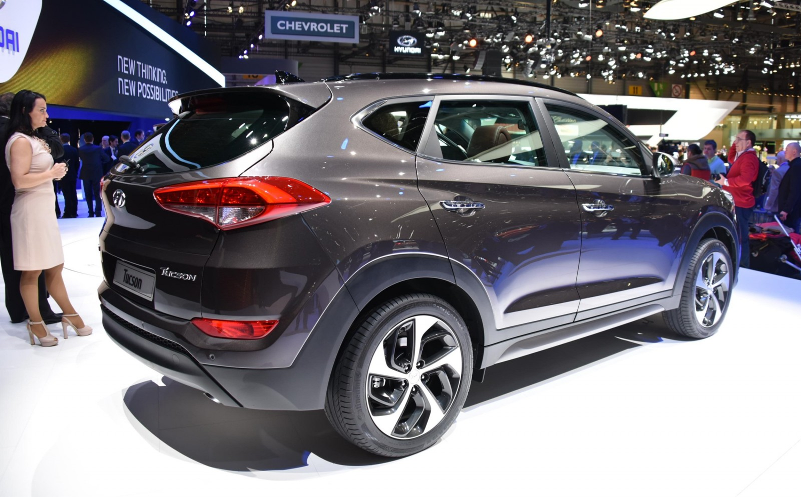 2016 Hyundai Tucson 12