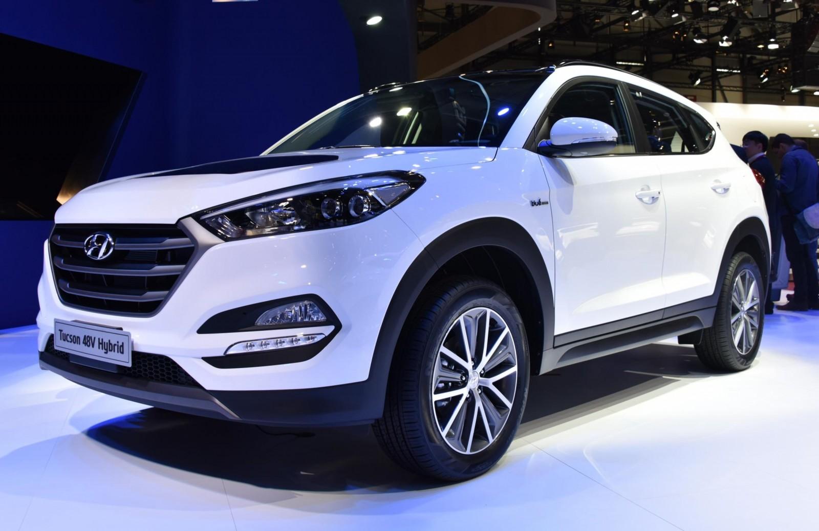 2016 Hyundai Tucson 48-Volt PHEV 1