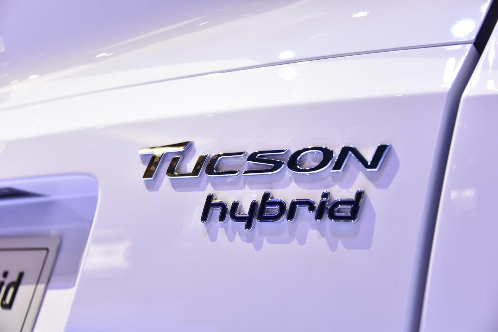 2016 Hyundai Tucson 48-Volt PHEV 7