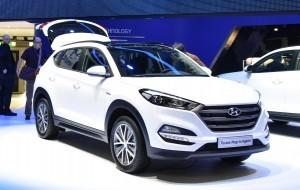 2016 Hyundai Tucson 48-Volt PHEV 9