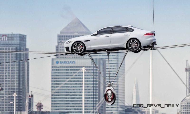 2016 Jaguar XF 11
