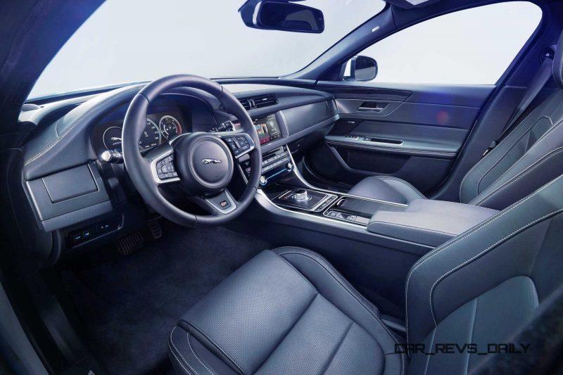 2016 Jaguar XF 12