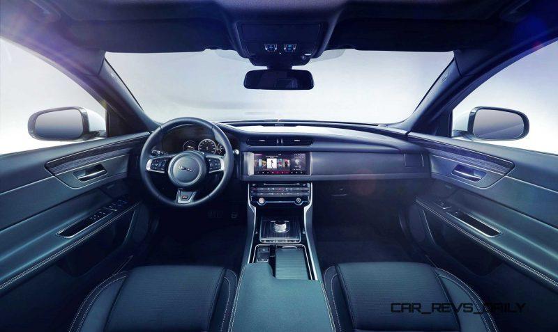 2016 Jaguar XF 13