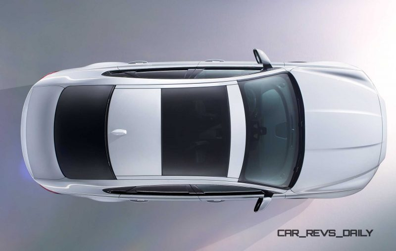 2016 Jaguar XF 21