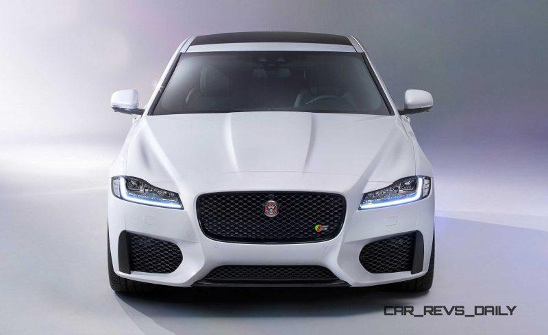 2016 Jaguar XF 23