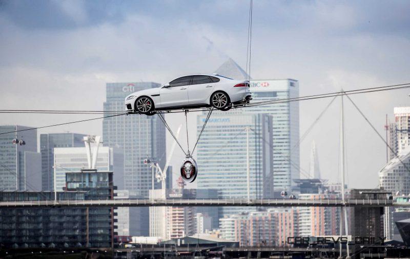 2016 Jaguar XF 9