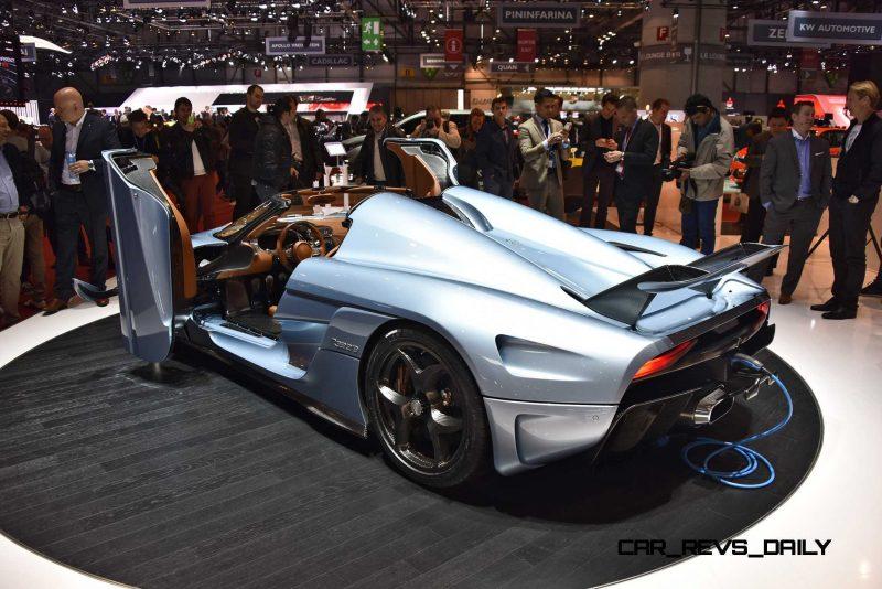 2016 Koenigsegg REGERA 13