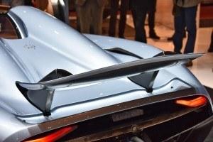 2016 Koenigsegg REGERA 14
