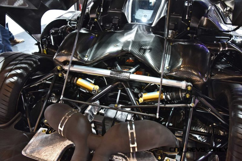 2016 Koenigsegg REGERA 24