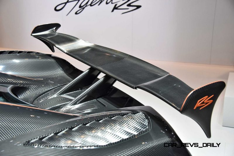 2016 Koenigsegg REGERA 25