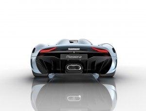 2016 Koenigsegg REGERA 35