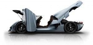 2016 Koenigsegg REGERA 40