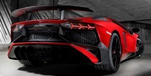2016 Lamborghini Aventador LP750-4 SuperVeloce 10