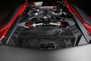 2016 Lamborghini Aventador LP750-4 SuperVeloce 12