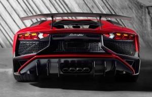 2016 Lamborghini Aventador LP750-4 SuperVeloce 22