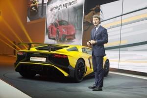 2016 Lamborghini Aventador LP750-4 SuperVeloce 3