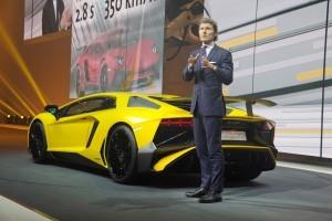 2016 Lamborghini Aventador LP750-4 SuperVeloce 4