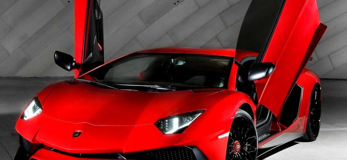 2016 Lamborghini Aventador LP750-4 SuperVeloce 8