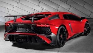 2016 Lamborghini Aventador LP750-4 SuperVeloce 9