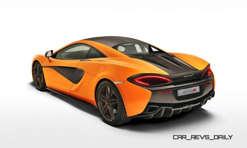2016 McLaren 570S 2