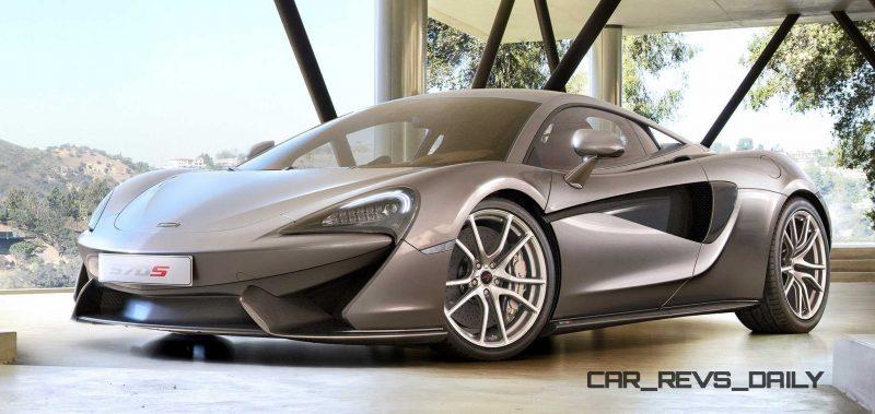 2016 McLaren 570S 32