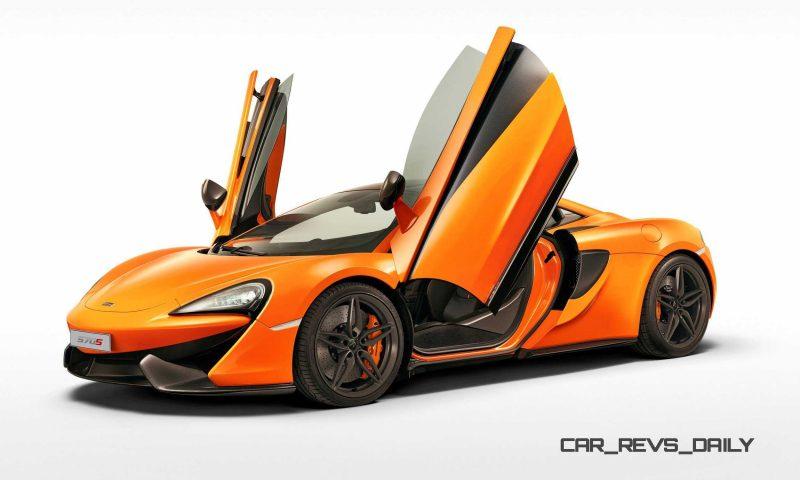 2016 McLaren 570S 34