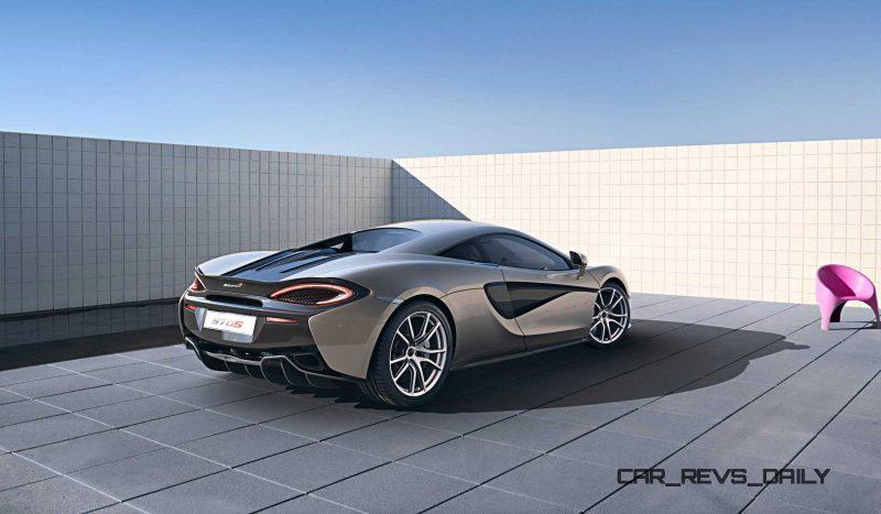 2016 McLaren 570S 45
