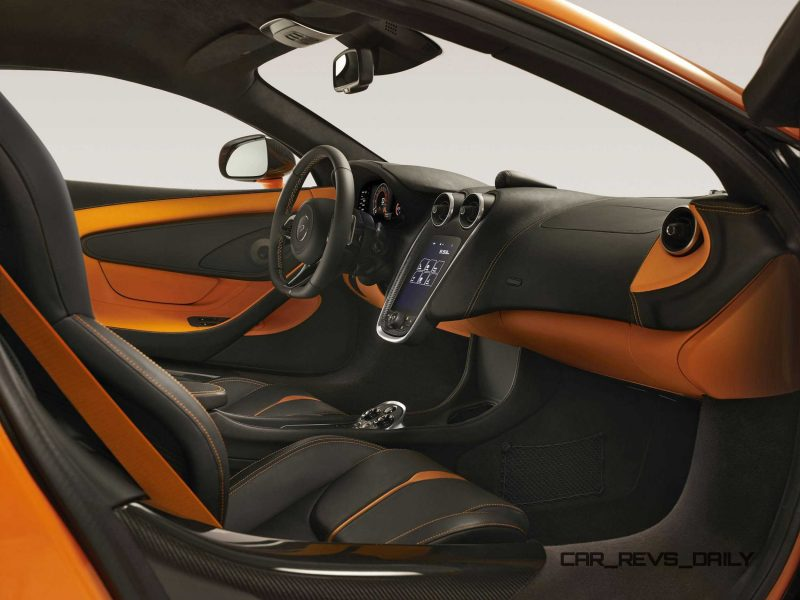 2016 McLaren 570S 5