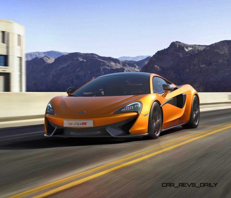2016 McLaren 570S 53