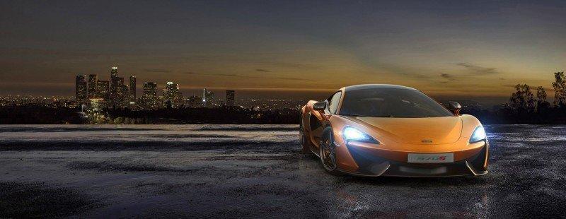 2016 McLaren 570S 57