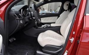 2016 Mercedes-AMG GLE63 12