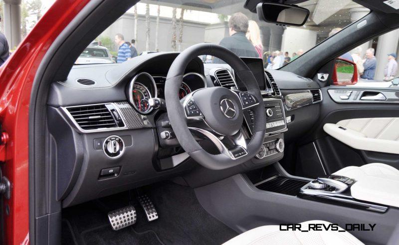 2016 Mercedes-AMG GLE63 14