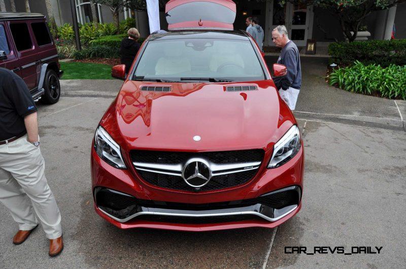 2016 Mercedes-AMG GLE63 16