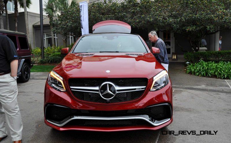 2016 Mercedes-AMG GLE63 17