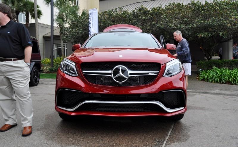 2016 Mercedes-AMG GLE63 19