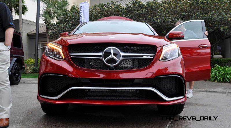 2016 Mercedes-AMG GLE63 20