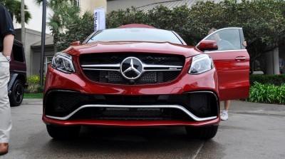 2016 Mercedes-AMG GLE63 21