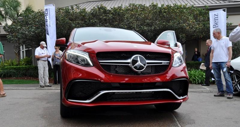 2016 Mercedes-AMG GLE63 22