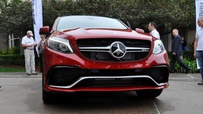 2016 Mercedes-AMG GLE63 23