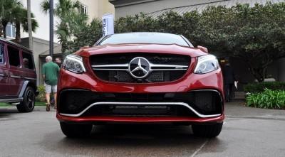 2016 Mercedes-AMG GLE63 25