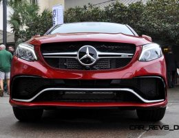 2016 Mercedes-AMG GLE63-S Inside and Out From Amelia Island