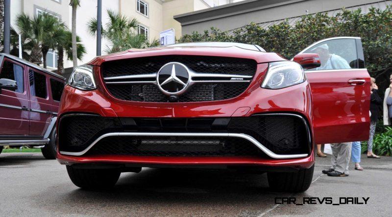 2016 Mercedes-AMG GLE63 29