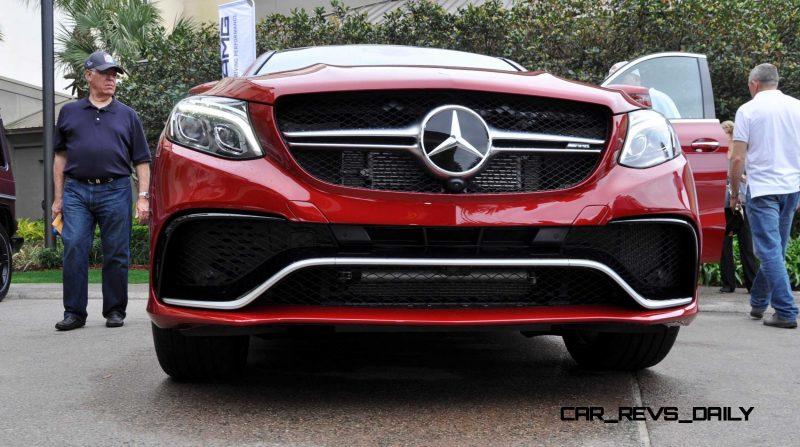 2016 Mercedes-AMG GLE63 30